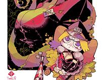 BATWEEK Thursday:Ivy & Harley ver.Arkham Knight