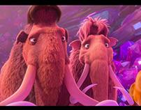 Ice Age, Ellen Bergström - Dubbningstrubbel