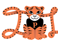 Princeton University - New Year Illustration