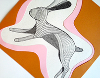 """Personal Project: """"The Year of the Hare"""""""