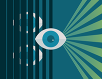 Oltrevisioni - Innovation Eye | Graphic, Illustration