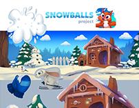 2D Games App Graphic Art