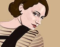 Fleabag - Fan art Illustration