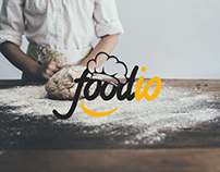 Logo design - Foodio