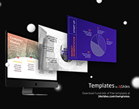 Pitch Deck Presentation Template | Free Download