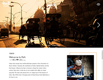 Potli Restaurant Website by ravisah.in