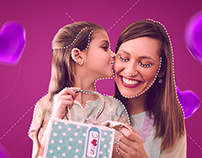 Dia das Mães Vício do Corpo 2018 | Campanha