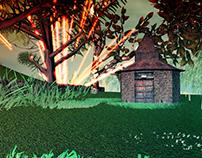 3D Gaming Environment