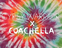 Gypsy Warrior x Coachella campaign