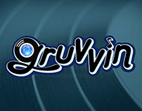 Gruvvin Logo Identity and Website Design