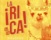 ¡La Rica! - Molotov
