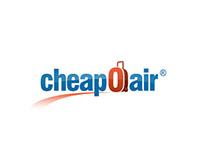 CheapOair Social Campaign