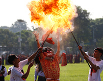 Constitution Day celebrations in Nepal