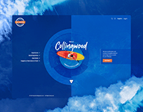 The Best of Collingwood - Curated Lifestyle Web Design