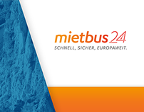 Mietbus24 – Web Design