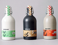 Dynamic identity for bakery and brewery