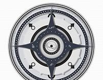 Plank Compass