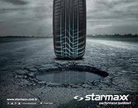 Afiş Tasarımı ( Starmaxx)