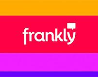 Frankly Messenger Branding