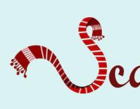 Logo, Typography