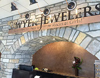 Interior Design Jewelry -Sawyer Jewelers Leslie McGwire