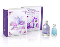 """Cofre plegable de perfume """"Halloween"""" Primavera"""