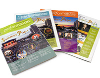 Programs for the San Diego Symphony