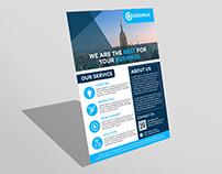Corporate Business Flyer/  Freebie