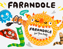 Farandole Package Design