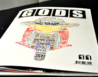 Magazine Design | GODS (Group of Delhi Superbikers)