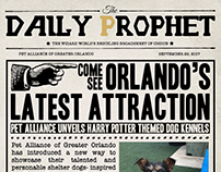 "Pet Alliance ""Daily Prophet"""