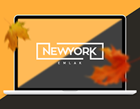 NewYork Homes - Web Design
