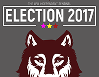 LPU Independent Sentinel Election 2017 Cover Page