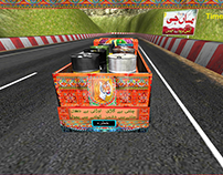PK Cargo Transport (Pakistani Truck Art)