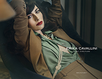 ERIKA CAVALLINI SEMI-COUTURE Fall Winter 12/13