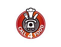 Call4Food Logo