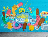 Campaña Digital Dale Verano a tus Helados Dos Pinos