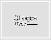 3 Logos.