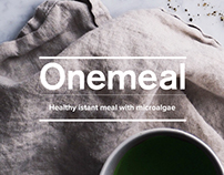 Organic Onemeal webshop