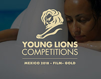 YOUNG LIONS 2018 - FILM GOLD