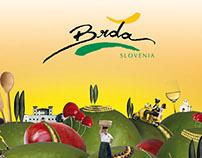 BRDA tourist destination | IDENTITY CONCEPT