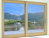 Visualization products doors