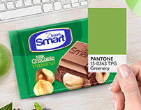 Dream smart chocolate packaging design