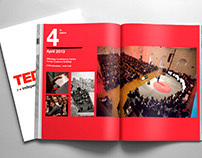 TEDXOporto - Event explanation - Sponsors Book