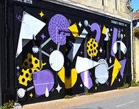 DISPARATE x Mural
