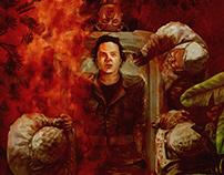 Jecob's ledder   Alternative movie poster