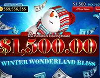 Lotto Games-Winter Wonderland Bliss