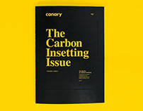 Canary – Print Publication