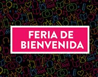 Feria de Bienvenida UDP // 2016