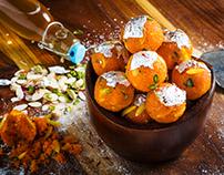 Product Shoot for Balaji Sweets